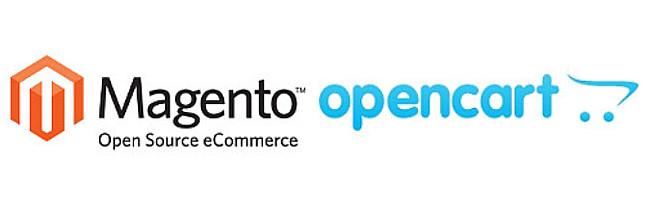 Magento_OpenCart_Logo