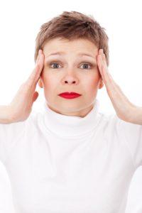 Burnout tritt häufig bei Frauen auf.