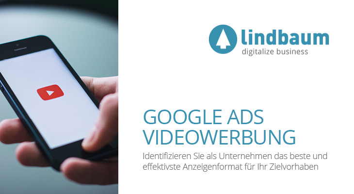 Google Ads Videowerbung Beitragsbild