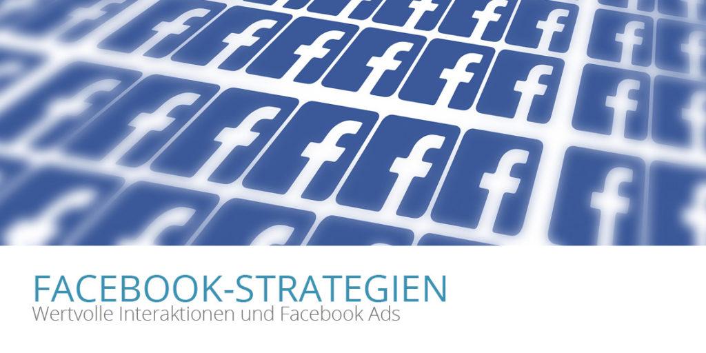 Facebook Strategien Beitrag v1
